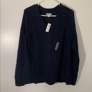 Old Navy Sweater Blue Size L